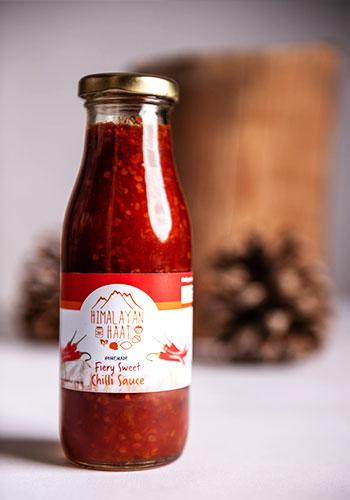 fiery-sweet-chilli-sauce- salad-recipe