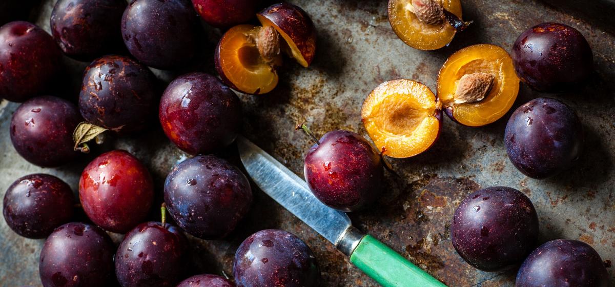 recipes with plum jam